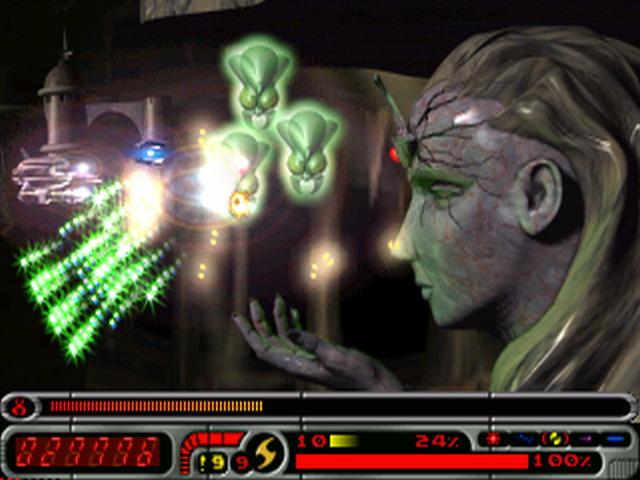 《沙罗曼蛇2003》(solaris 104)完全光碟正式版(pc版)